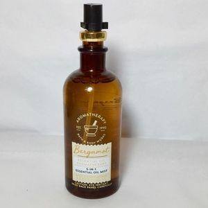 Aromatherapy BERGAMOT 5-in-1 Essential Oil Mist